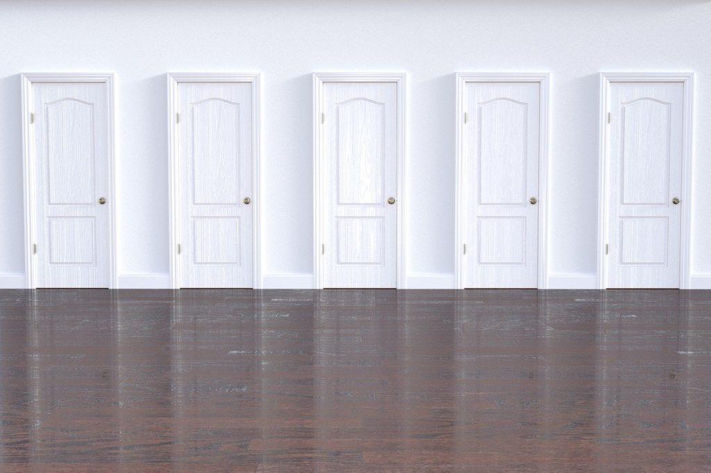 door, doorway, interior design